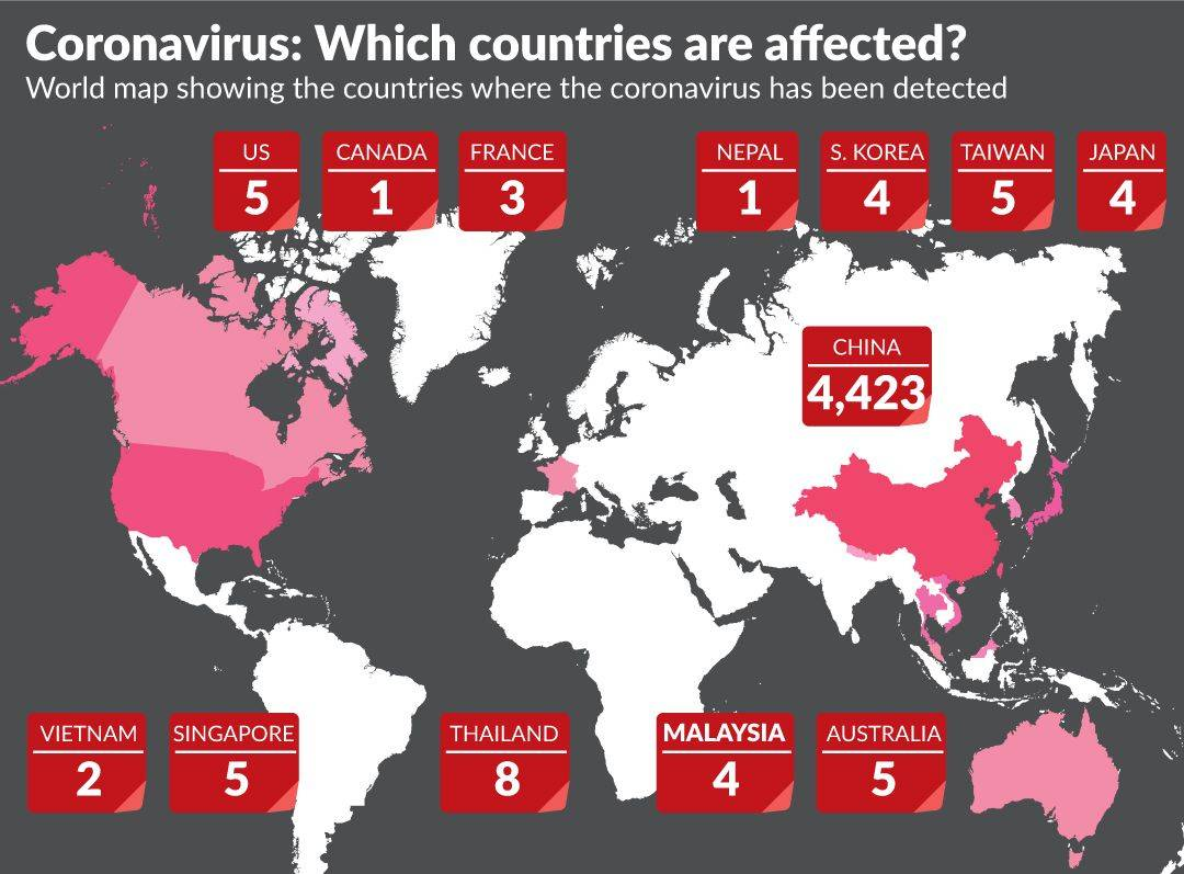Coronavirus, Chine réduit le niveau d'alerte dans six provinces